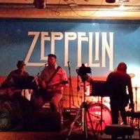 Photo taken at Zeppelin by Mik T. on 11/23/2013