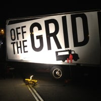 Photo taken at Off the Grid: Fort Mason Center by Cassandra R. on 10/20/2012