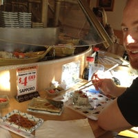 Photo taken at Floating Sushi Boat by Cassandra R. on 10/20/2012