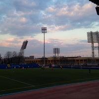 Foto tirada no(a) Малая спортивная арена «Петровский» por !Наталия ☀. em 4/21/2014