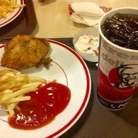 Photo taken at KFC by Hanny S. on 4/17/2013
