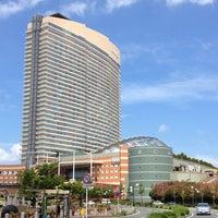 Photo taken at Hilton Fukuoka Sea Hawk by Shigeo S. on 7/22/2013