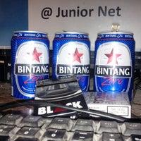 Photo taken at Junior Net by Noer d. on 11/21/2013