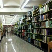 Photo taken at Vernon R Alden Library by Halli C. on 2/26/2013