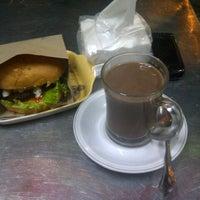 Photo taken at Big Burger by Anggoro P. on 10/20/2012