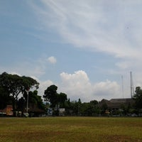 Photo taken at Alun - Alun Banjarnegara by Nurmans A. on 2/7/2013