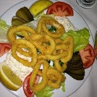 Photo taken at Değirmende Canlı Alabalık Restaurant by Musa B. on 2/23/2013