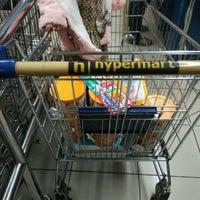 Photo taken at Hypermart by Komalawati O. on 7/21/2015