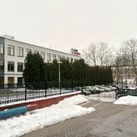 Photo taken at Трастбанк by Vladislav K. on 1/23/2017