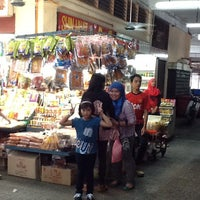 Photo taken at Chowrasta Market by Tasha S. on 2/12/2013