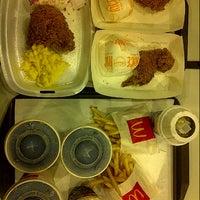 Photo taken at McDonald's by Mega M. on 11/5/2013