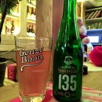 Снимок сделан в Belgian Beers Bar пользователем Сергей Я. 12/29/2017