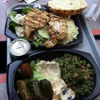 Photo taken at Pita Gourmet by Abdullah A. on 5/12/2013