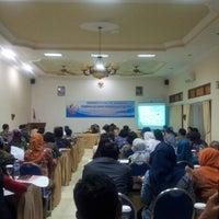 Photo taken at Hotel Taman Aer by tenri shayna on 11/29/2012
