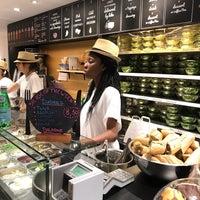 Das Foto wurde bei Letiuz Salad Bar von Siegfried D. am 8/4/2017 aufgenommen