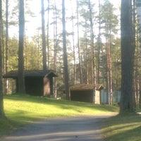 Photo taken at Finnhostel Lappeenranta by Олег П. on 5/21/2017