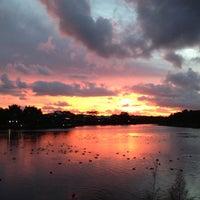 Photo taken at Lake Eden by John T. on 4/11/2013