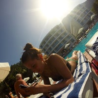 Photo taken at Ring Beach Pool Bar by Ксюша👑 А. on 5/22/2015