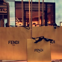 Photo taken at FENDI by noof on 10/25/2017