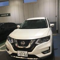 Photo taken at 日産プリンス神奈川 川崎幸店 by スノボ マ. on 9/1/2018
