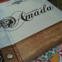 Photo taken at Escondidinho da Amada by Erica S. on 7/2/2014