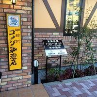 Photo taken at Komeda's Coffee by Fujihiro K. on 3/21/2014