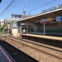 Photo taken at Keisei-Ōkubo Station (KS27) by Fujihiro K. on 4/19/2018