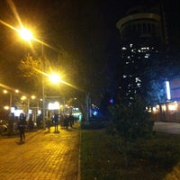 Photo taken at башня Донецк сити by Evelina A. on 10/17/2012