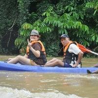 Photo taken at ภูต้นน้ำรีสอร์ท by Somruedee P. on 12/31/2012