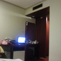 Photo taken at Phatad Valley Hotel Kanchanaburi by Somruedee P. on 12/8/2012