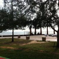 Photo taken at Morib Yacht Club by Musaddiq O. on 6/15/2014