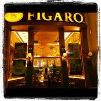 Photo taken at Figaro by Kristine Q. on 10/31/2012