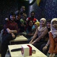 Photo taken at Mr. Locus Karaoke by Kiky on 12/4/2012