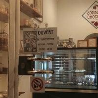 Photo taken at bonbon et chocolat by Elisabeth G. on 3/14/2014