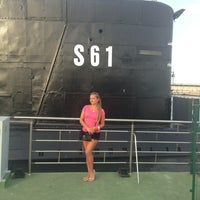 Photo taken at Delfin Submarin Musiem by Russian S. on 8/22/2013