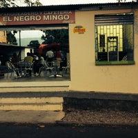Photo taken at Cafetería El Negro Mingo by Julian F. on 10/8/2013