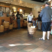 Photo taken at Starbucks by Bluepiggie on 2/16/2013