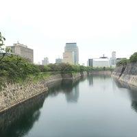 Photo taken at 大阪城公園レストハウス by Rex C. on 4/21/2016