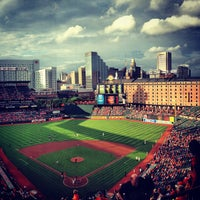 Photo taken at Oriole Park at Camden Yards by Ryan H. on 6/28/2013