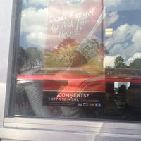 Photo taken at Steak 'n Shake by Tierra B. on 10/14/2012