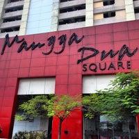 Photo taken at Mangga Dua Square by Felix S. on 3/7/2013