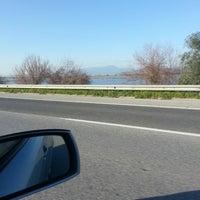 Photo taken at Izmir - Aydin Motorway by Cemal Y. on 2/24/2013
