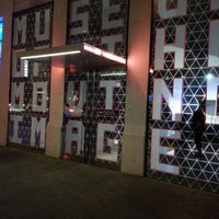 Photo taken at Museum of the Moving Image by Alan T. on 12/1/2012