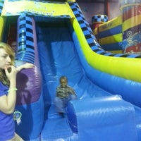 Photo taken at Pump It Up by Aarin A. on 12/1/2012