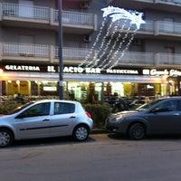 Foto scattata a Il Bacio Bar da Tiziano V. il 11/21/2012
