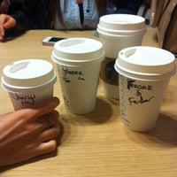 Photo taken at Starbucks by Ferda Y. on 4/2/2014