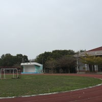 Photo taken at 月津國小 Yun Jin Elementary School by Chung-Hsine L. on 2/23/2015