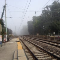Photo taken at SEPTA/Amtrak: Ardmore Station by Kevin on 9/21/2013