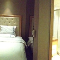 Photo taken at Nanjing Great Hotel by Kevin on 3/27/2013