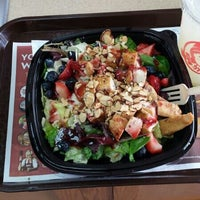 Photo taken at Wendy's by L O. on 6/25/2013